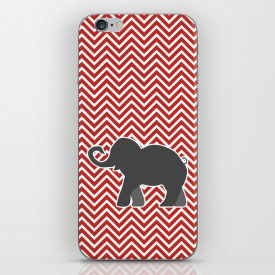 Roll Tide Elephant Crimson Tide Alabama iPhone & iPod Skin by ...
