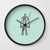 Man or Muppet Wall Clock