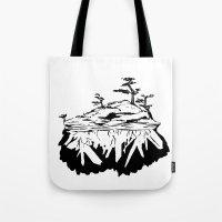 Crystal Islands 1 Tote Bag