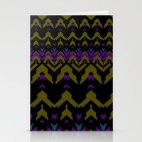 Sweater Pattern Stationery Cards