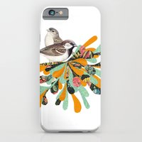 iPhone & iPod Case featuring Bird's Nest by TatiAbaurreDesigns