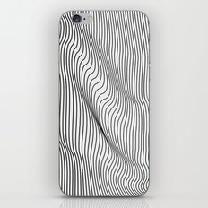 Minimal Curves iPhone & iPod Skin
