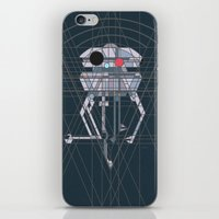 Imperial Probe Deco Droid iPhone & iPod Skin