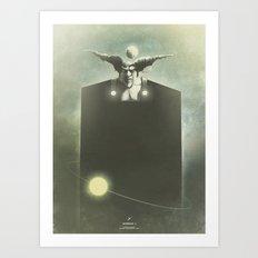 Nephilim I Art Print