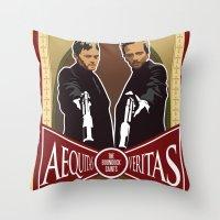Boon Throw Pillow