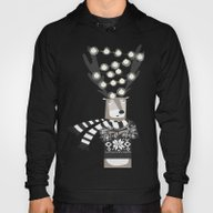 Christmas Bright Reindee… Hoody