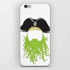 Davy Jones iPhone & iPod Skin