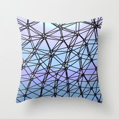 Between The Lines #1 Throw Pillow