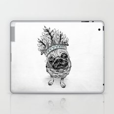 Indian Pug  Laptop & iPad Skin