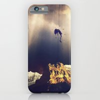 iPhone & iPod Case featuring Time To Go by rubbishmonkey
