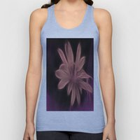 Psychedelic Flower Unisex Tank Top