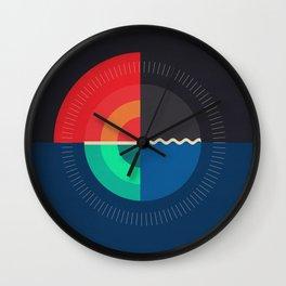 Wall Clock - Sphere #2 - Liall Linz