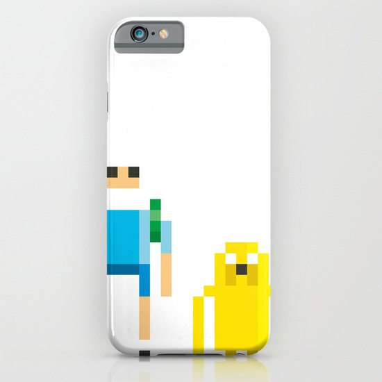 Finn & Jake iPhone & iPod Case