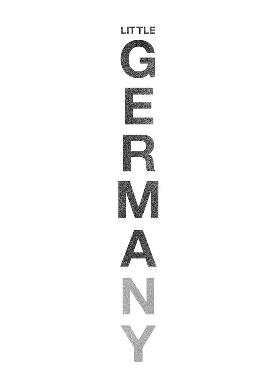 Little Germany NY Canvas Print