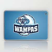 Planet Hoth Wampas - Blue Laptop & iPad Skin