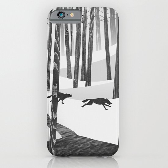 Martwood Wolves iPhone & iPod Case