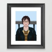 Graham Coxon Under The W… Framed Art Print