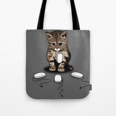Eyes of cat Tote Bag