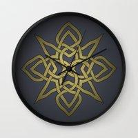 Blemish Wall Clock