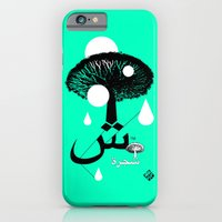 iPhone & iPod Case featuring SHAJARAH شجرة by MaMe Creative Beans