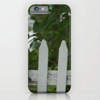 Picket Fence iPhone 6 Slim Case
