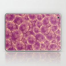 Pink Watercolor Abstract Laptop & iPad Skin