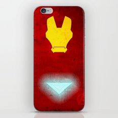 Iron Man: Avengers Movie Variant iPhone & iPod Skin