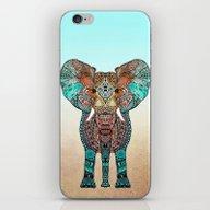 iPhone & iPod Skin featuring ElePHANT by Monika Strigel