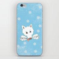 Snow Life iPhone & iPod Skin