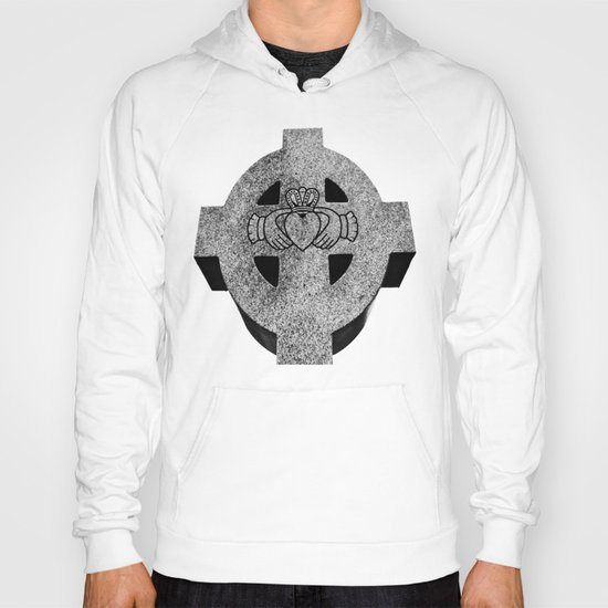 Claddagh cross Hoody