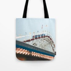 Summer Thrills Tote Bag