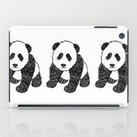 Panda Mania iPad Case