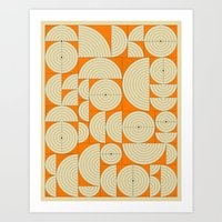 CONNECTIONS #6 Art Print