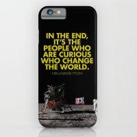 The Curious Ones iPhone 6 Slim Case