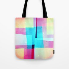 constructs #2 (35mm multiple exposure) Tote Bag