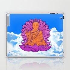 Peace Buddha in the Sky Laptop & iPad Skin