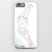 You're grabbing my heart iPhone 6 Slim Case