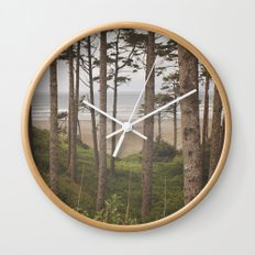Dreamy Ocean Wall Clock