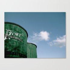 Port Gamble Canvas Print