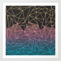 Brody Rays Art Print