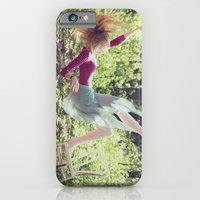 This skirt was made for falling iPhone 6 Slim Case