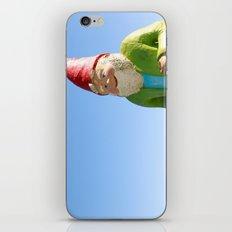 Giant Garden Gnome iPhone & iPod Skin