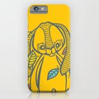 Fall Hare iPhone 6 Slim Case