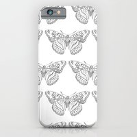 Butterfly dots iPhone 6 Slim Case