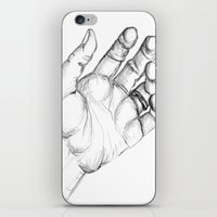 Mano iPhone & iPod Skin