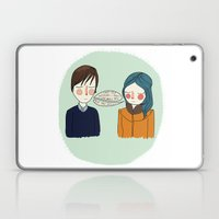 I Can't See Anything I D… Laptop & iPad Skin