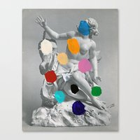 CLASSIQUE Canvas Print