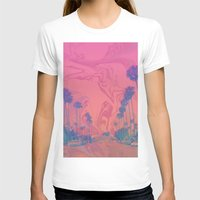california T-shirts featuring California by Calepotts