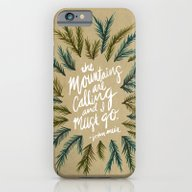 Mountains Calling – Kr… iPhone 6 Slim Case