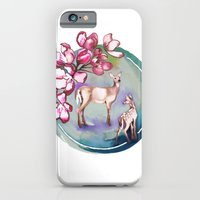 iPhone & iPod Case featuring Deer by Marlene Pixley